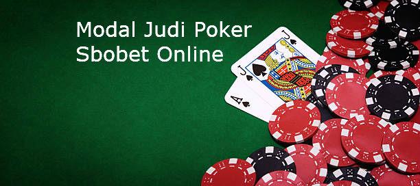 modal judi poker online sbobet