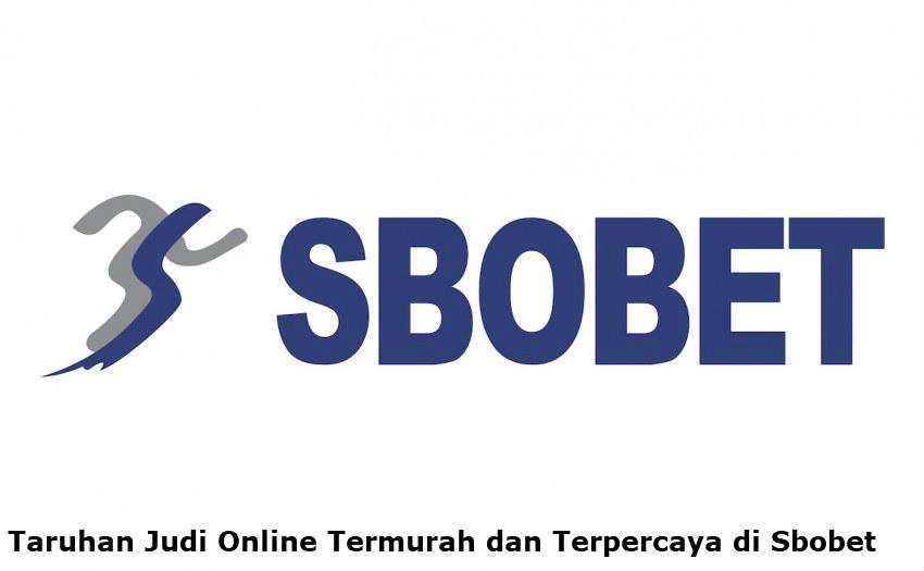 taruhan judi online Sbobet paling besar